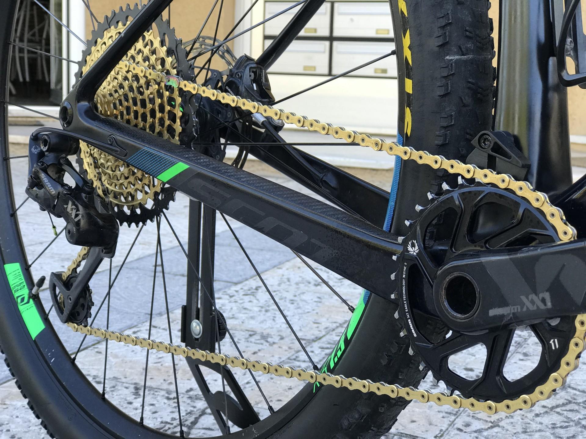 Bicicleta Scott Scale RC 900 Ultimate - usada