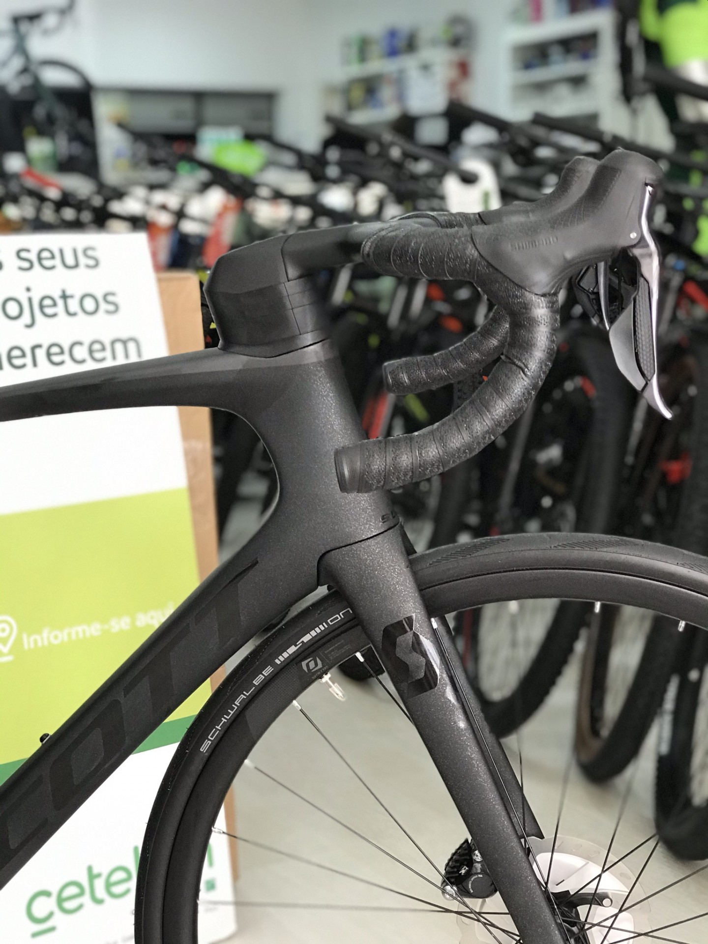Bicicleta Scott Foil 20 Disc - 2021