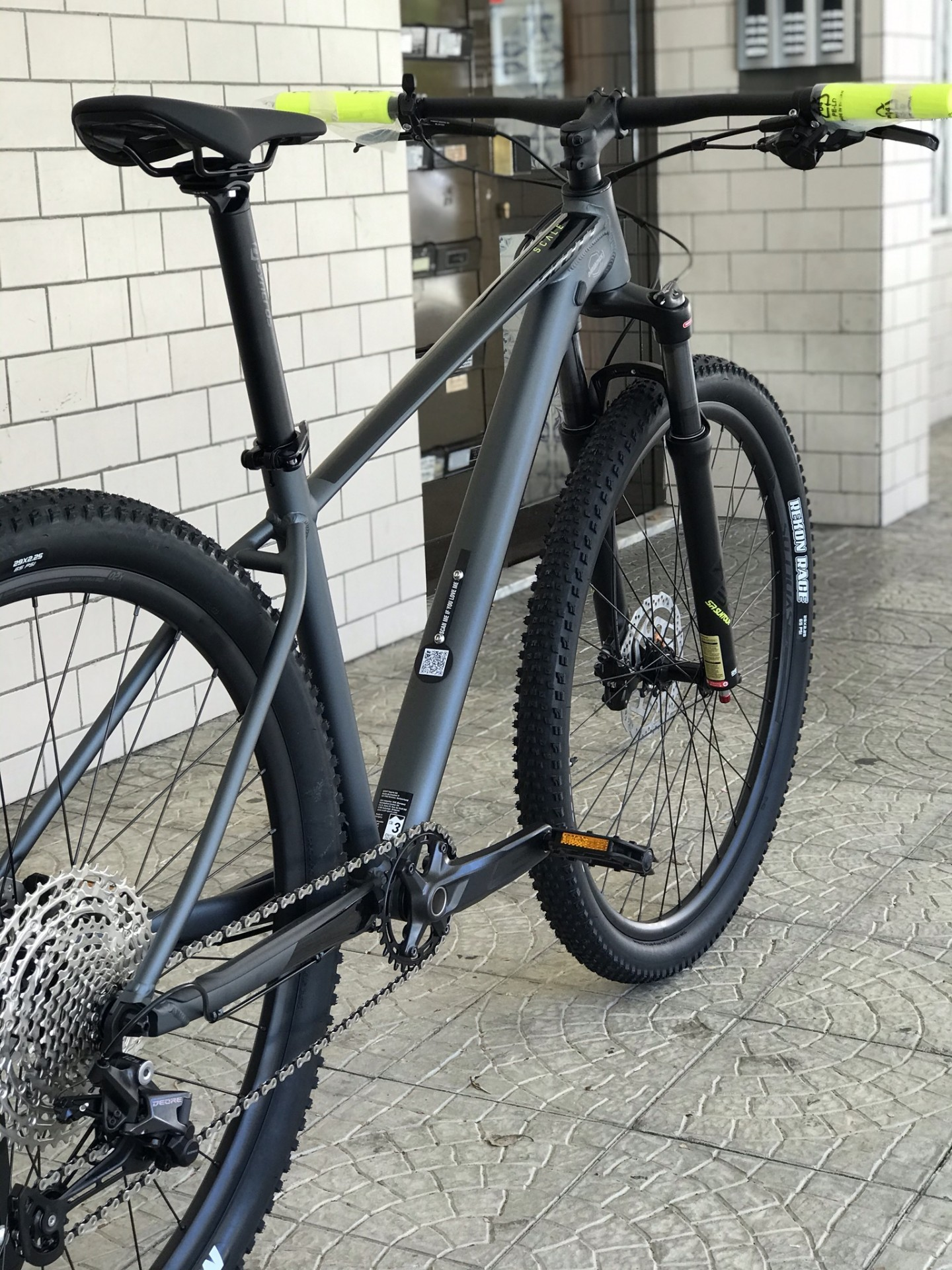 Bicicleta Scott Scale 980 - Grey - 2021