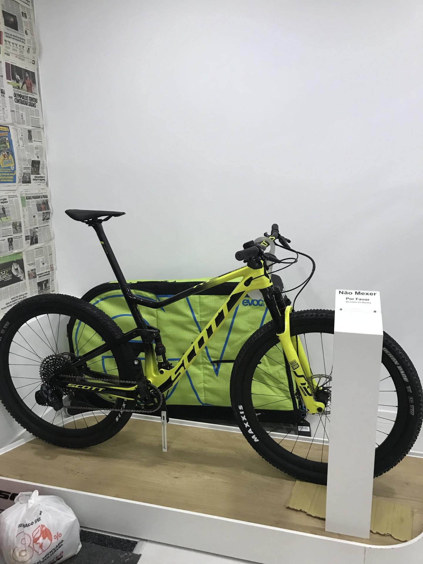 Bicicleta Scott Spark RC 900 WC AXS - 2020