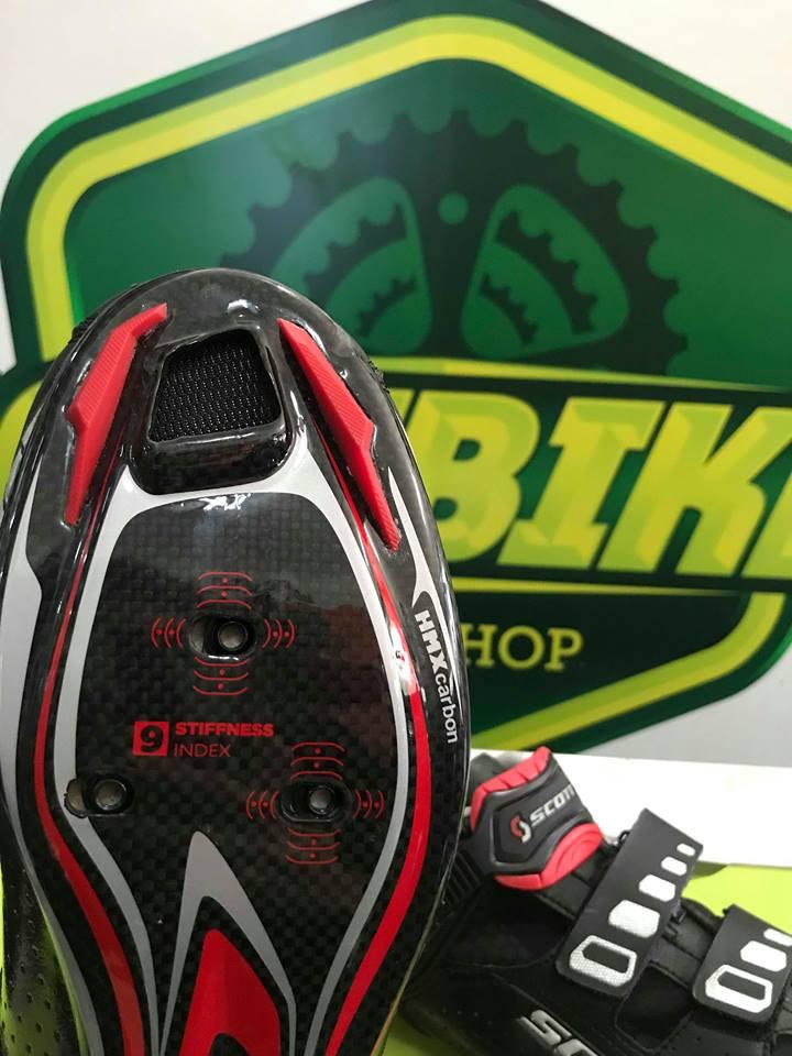 Sapatos Scott Road Team - Carbon - 43