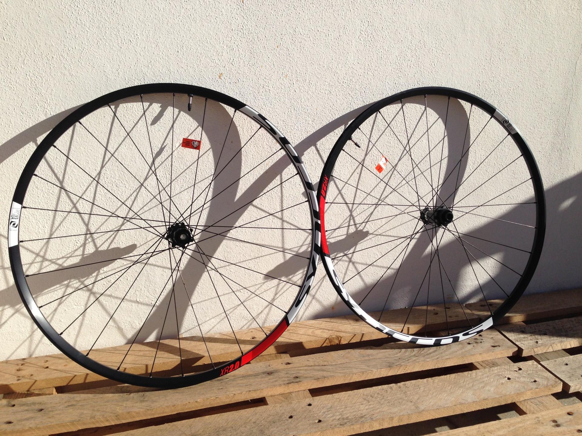 Rodas Syncros (DT Swiss) 29 Boost