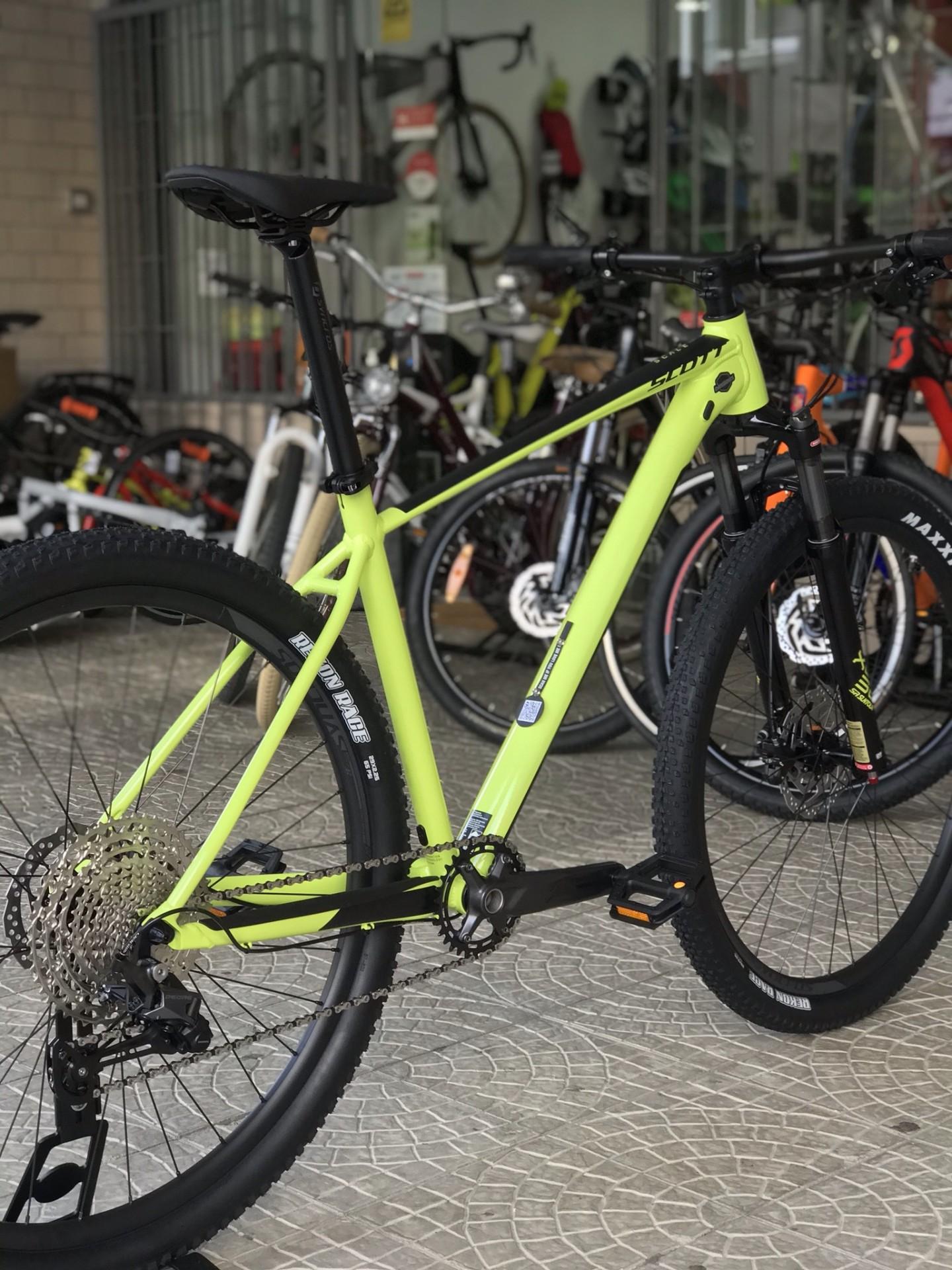 Bicicleta Scott Scale 980 - Yellow - 2021