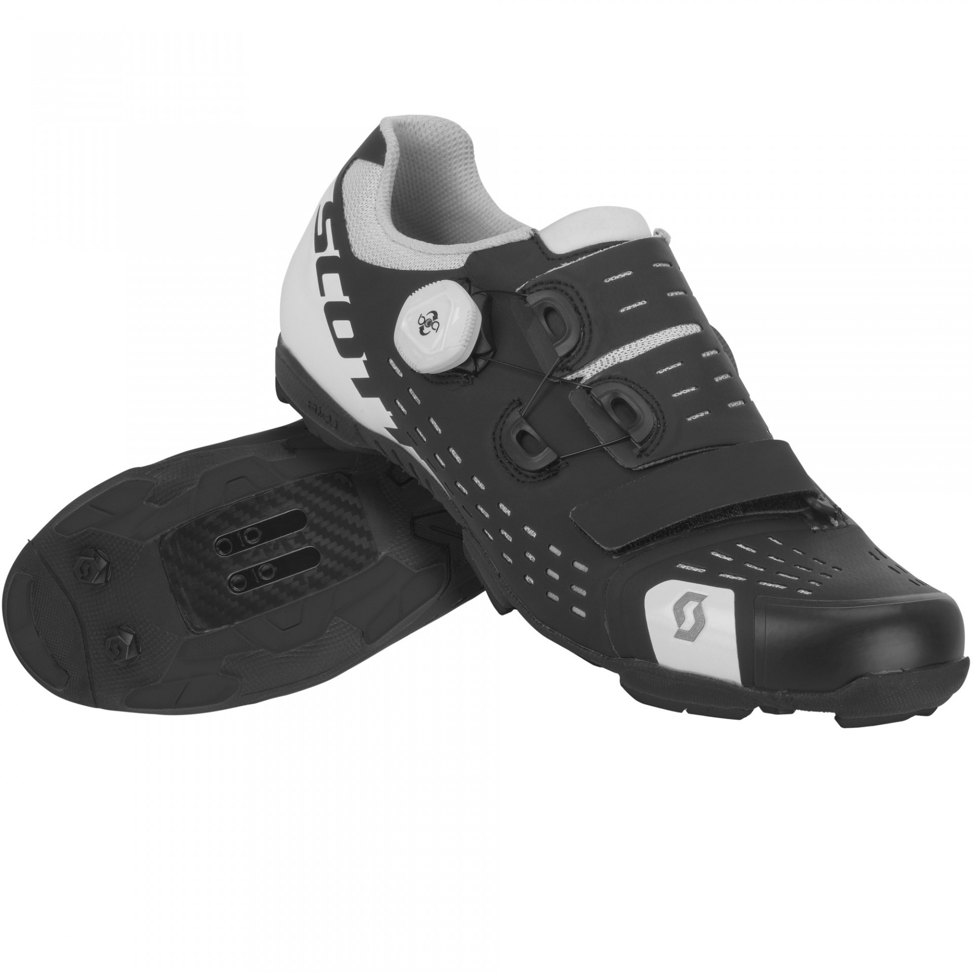 SAPATOS SCOTT MTB PREMIUM CARBONO