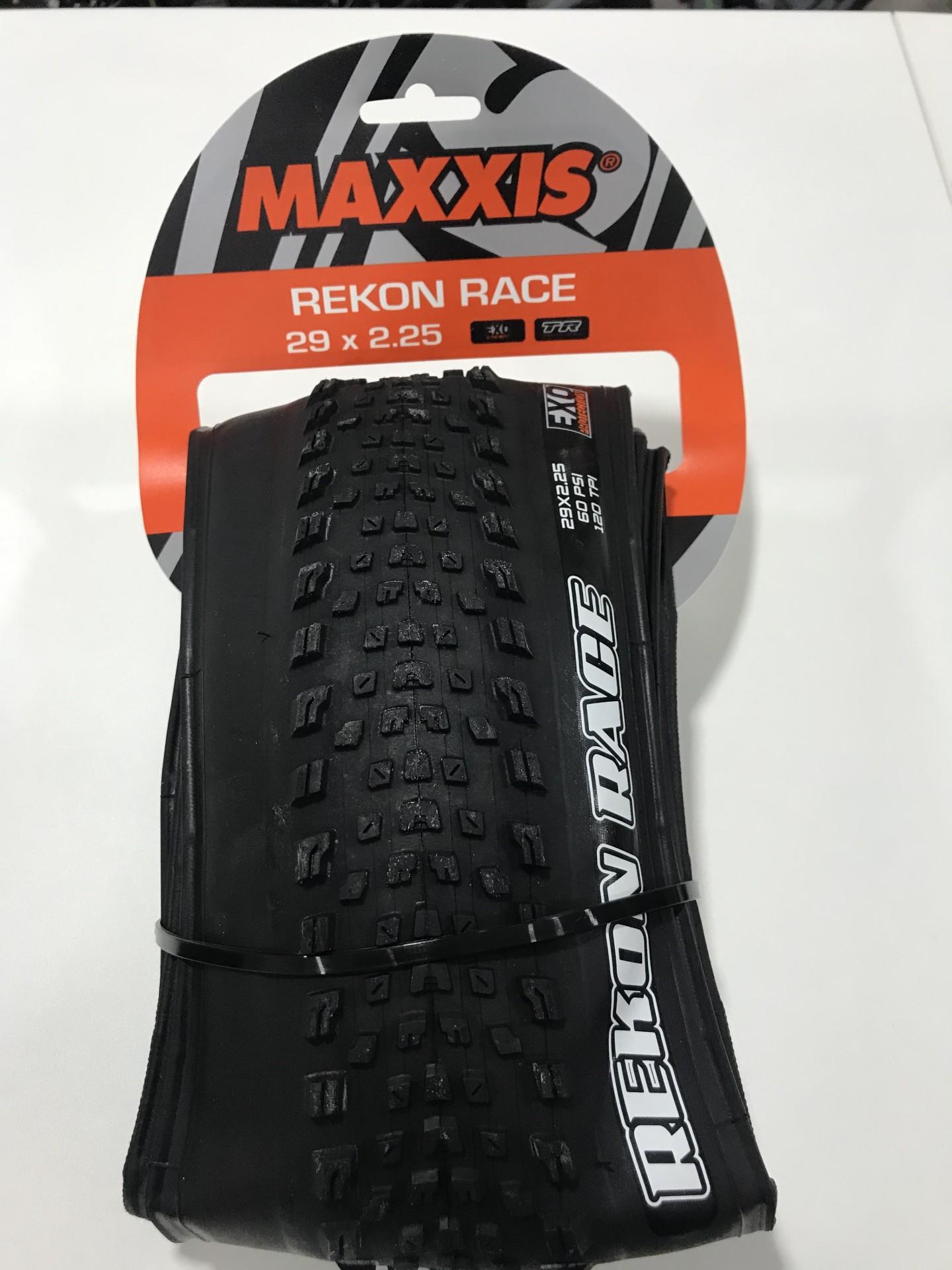 PNEU MAXXIS REKON RACE 29X2.25 EXO/TR 120TPI FLANCO DOBRÁVEL