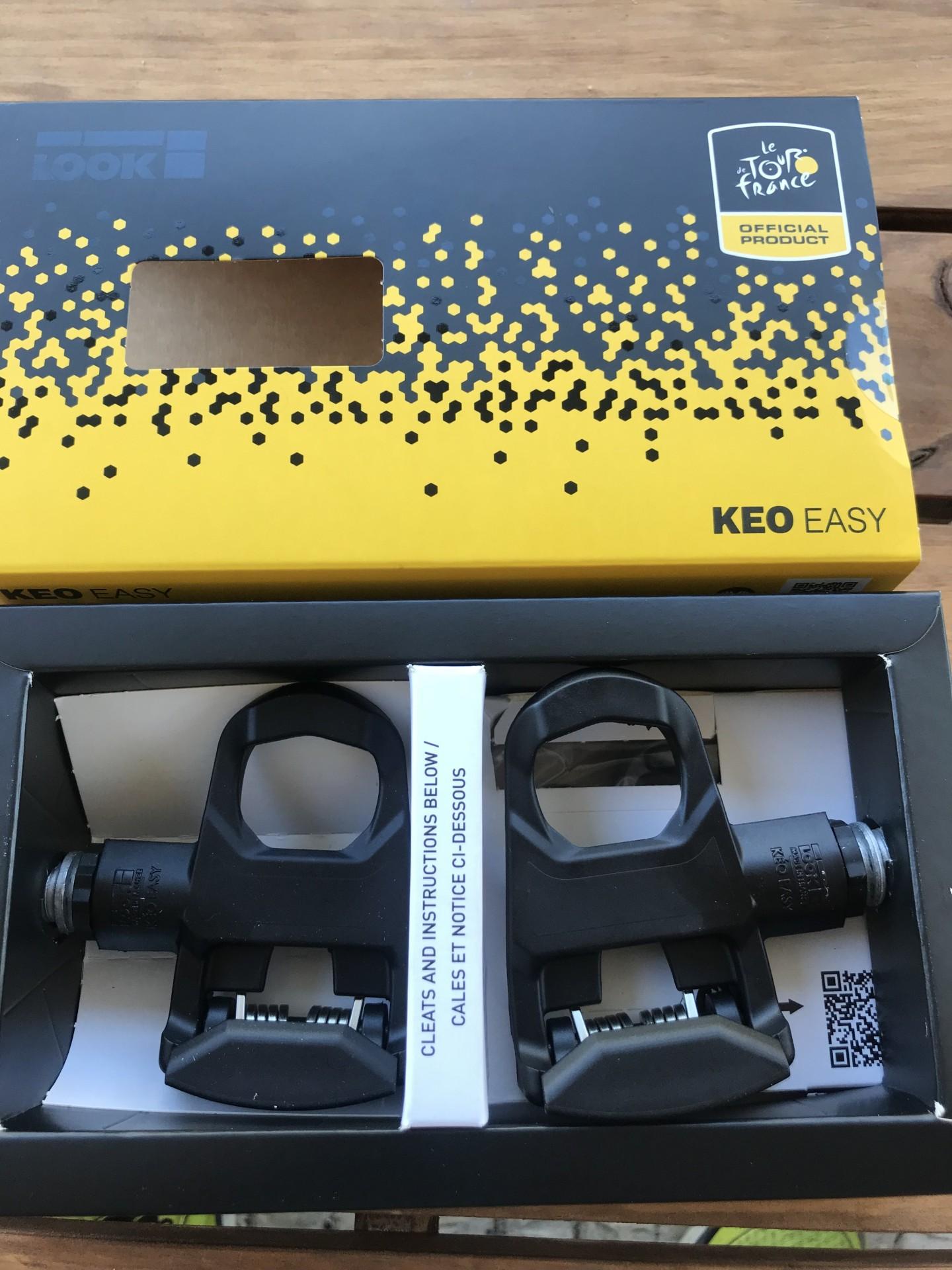 Pedais Look Keo Easy - Tour de France
