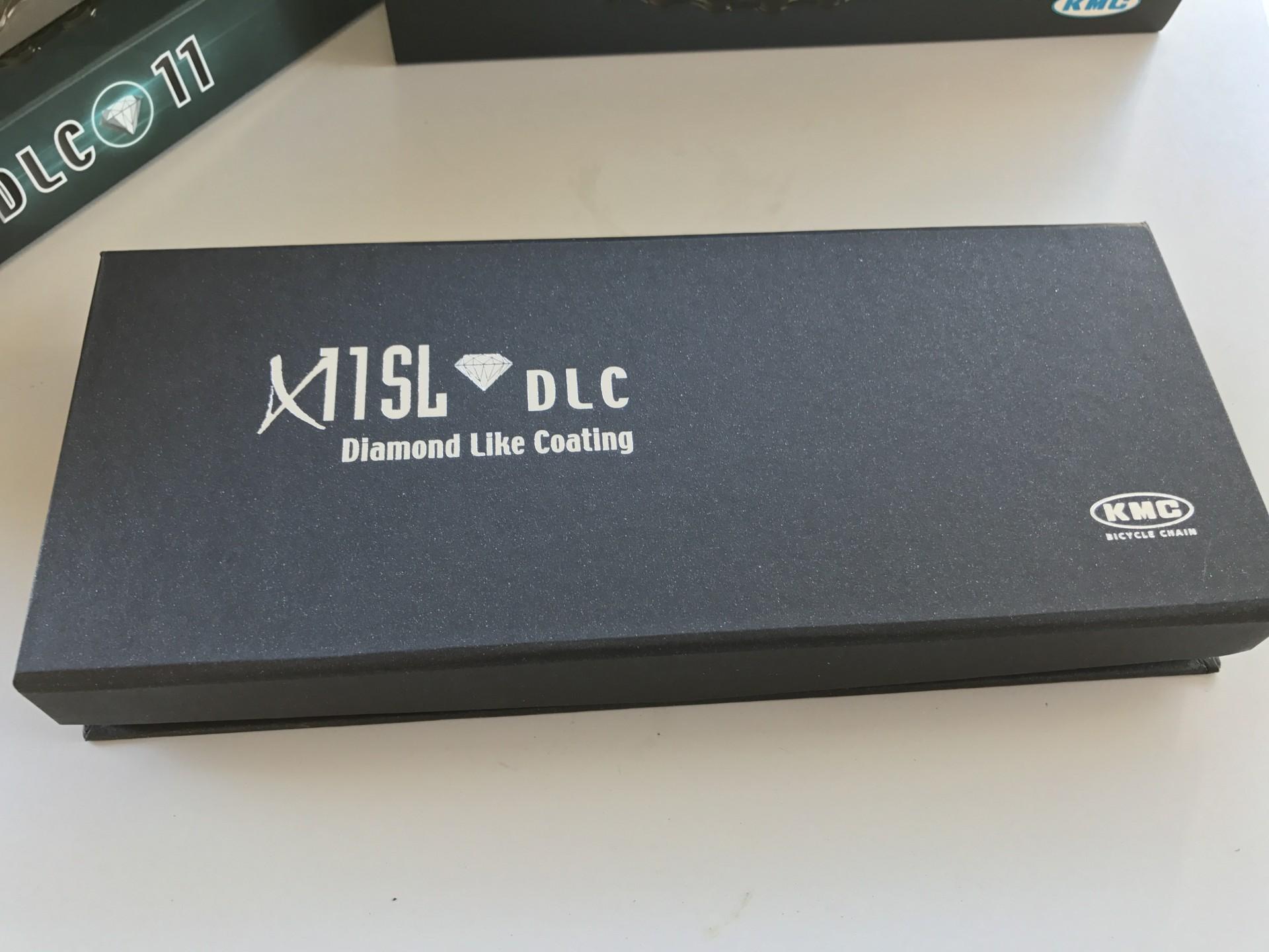 Corrente KMC X11 SL DTC - Verde