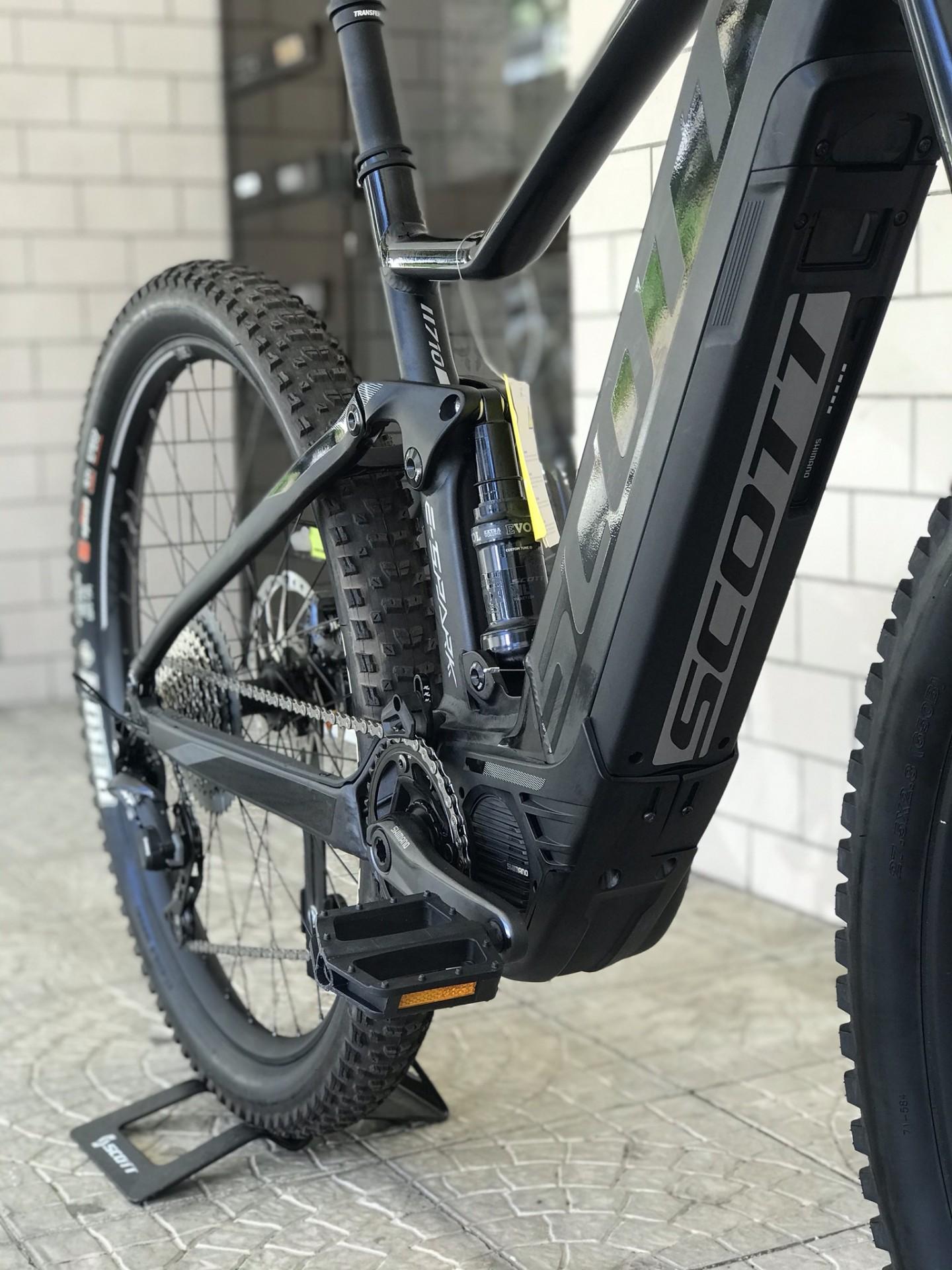 BICICLETA SCOTT E-SPARK 710 - 2018