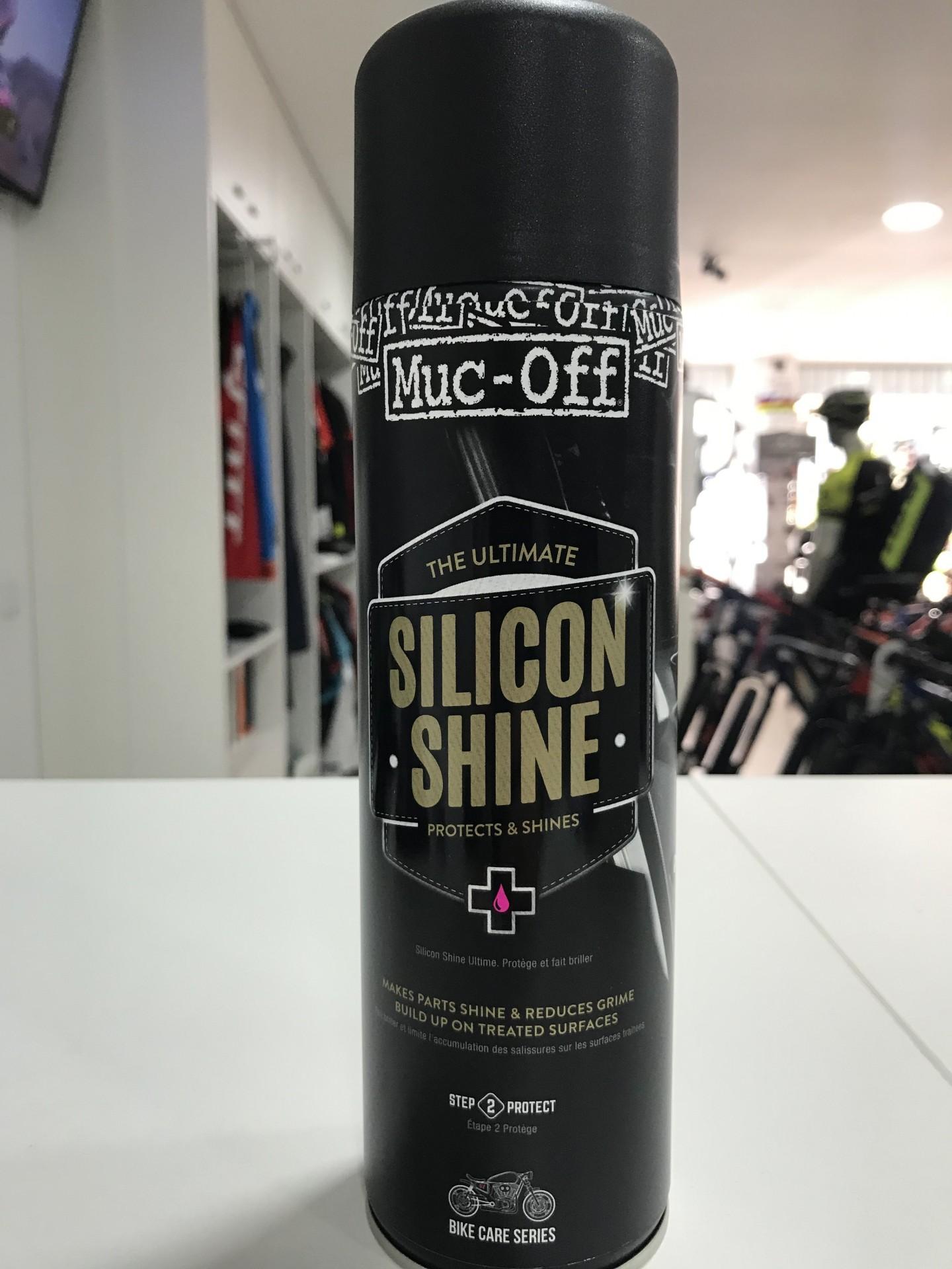 Spray Silicone Shine Muc Off 500ml