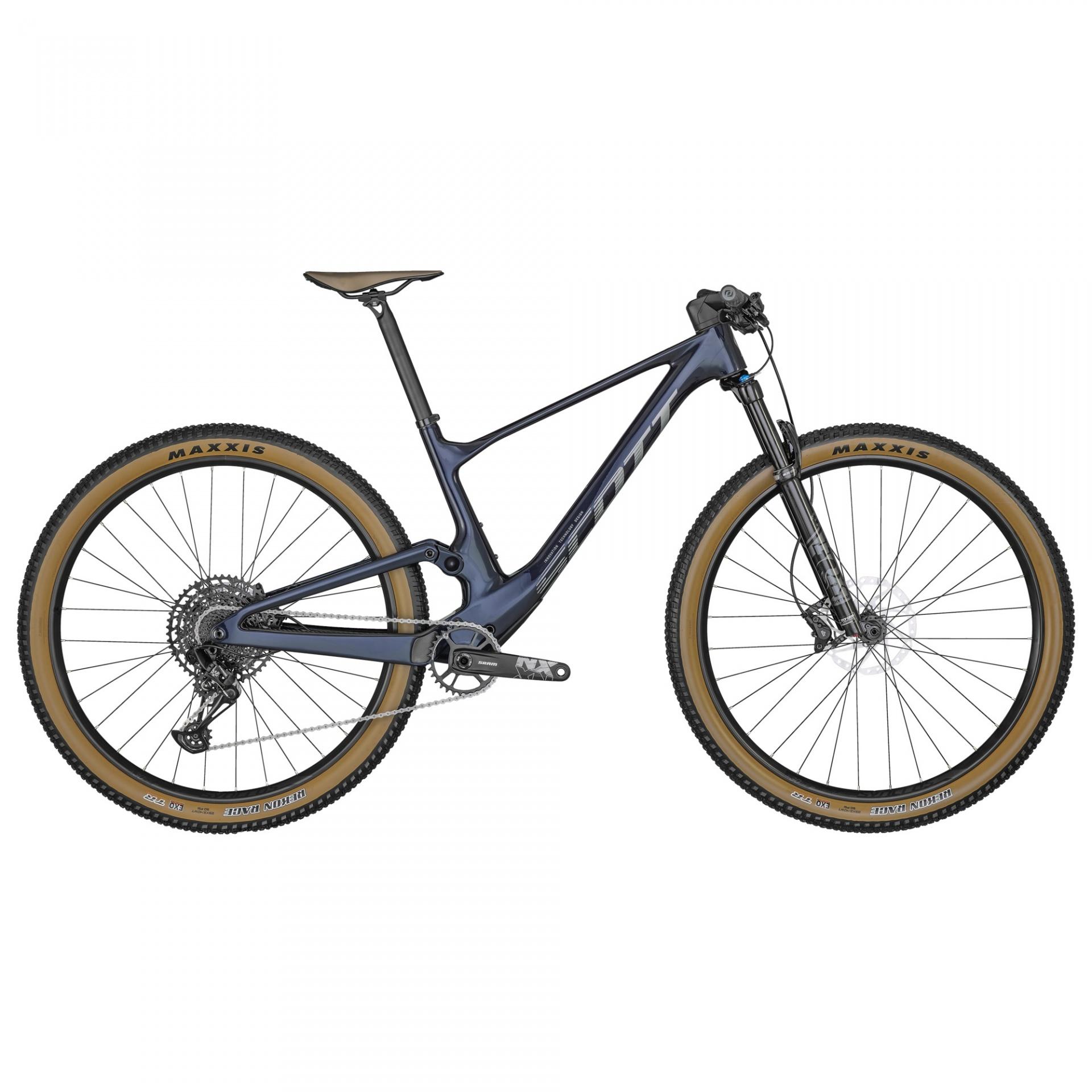 BICICLETA SCOTT SPARK RC 900 COMP - 2022 BLUE