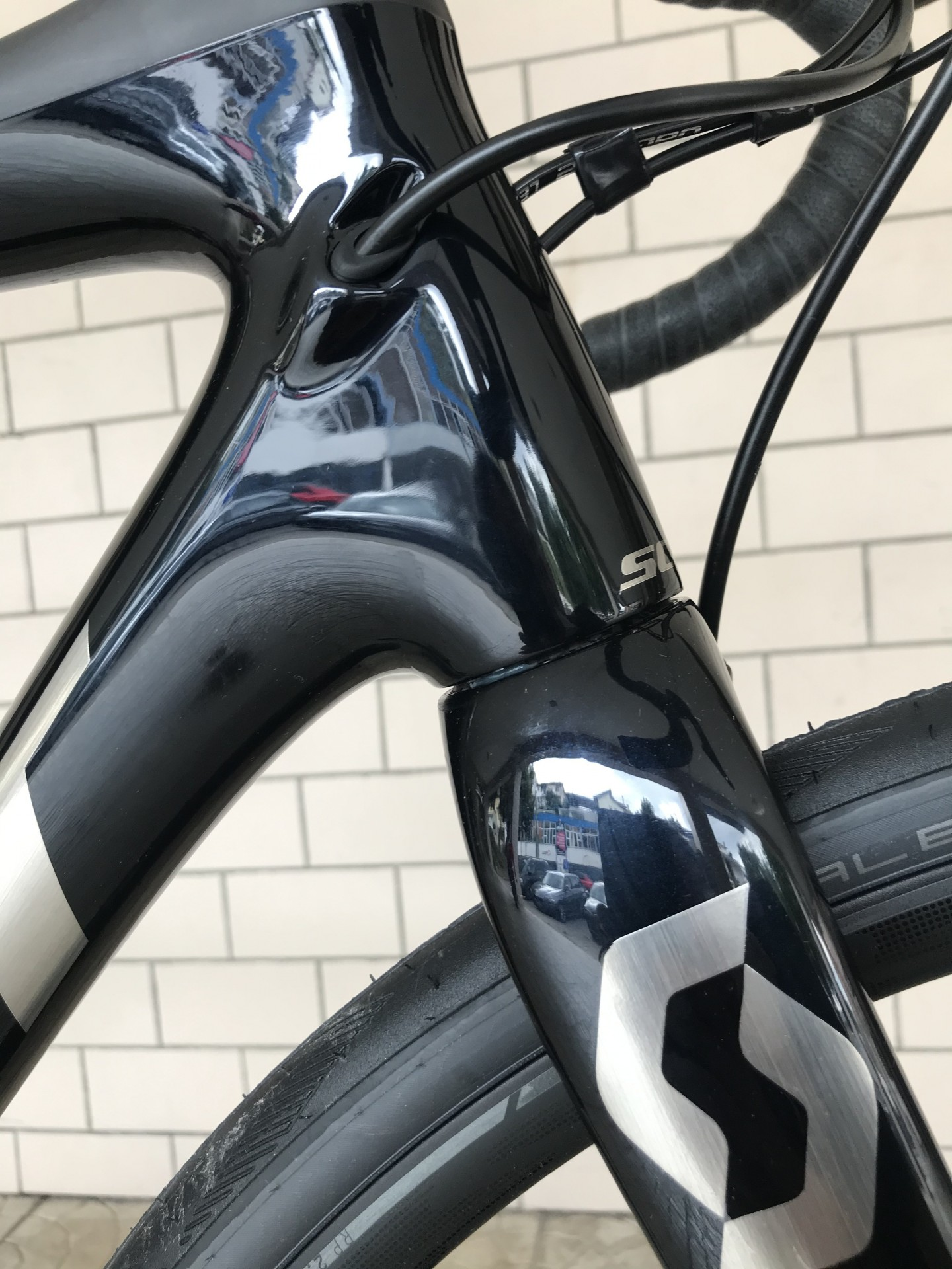 Bicicleta Scott Addict 20 Disc - 2021 -