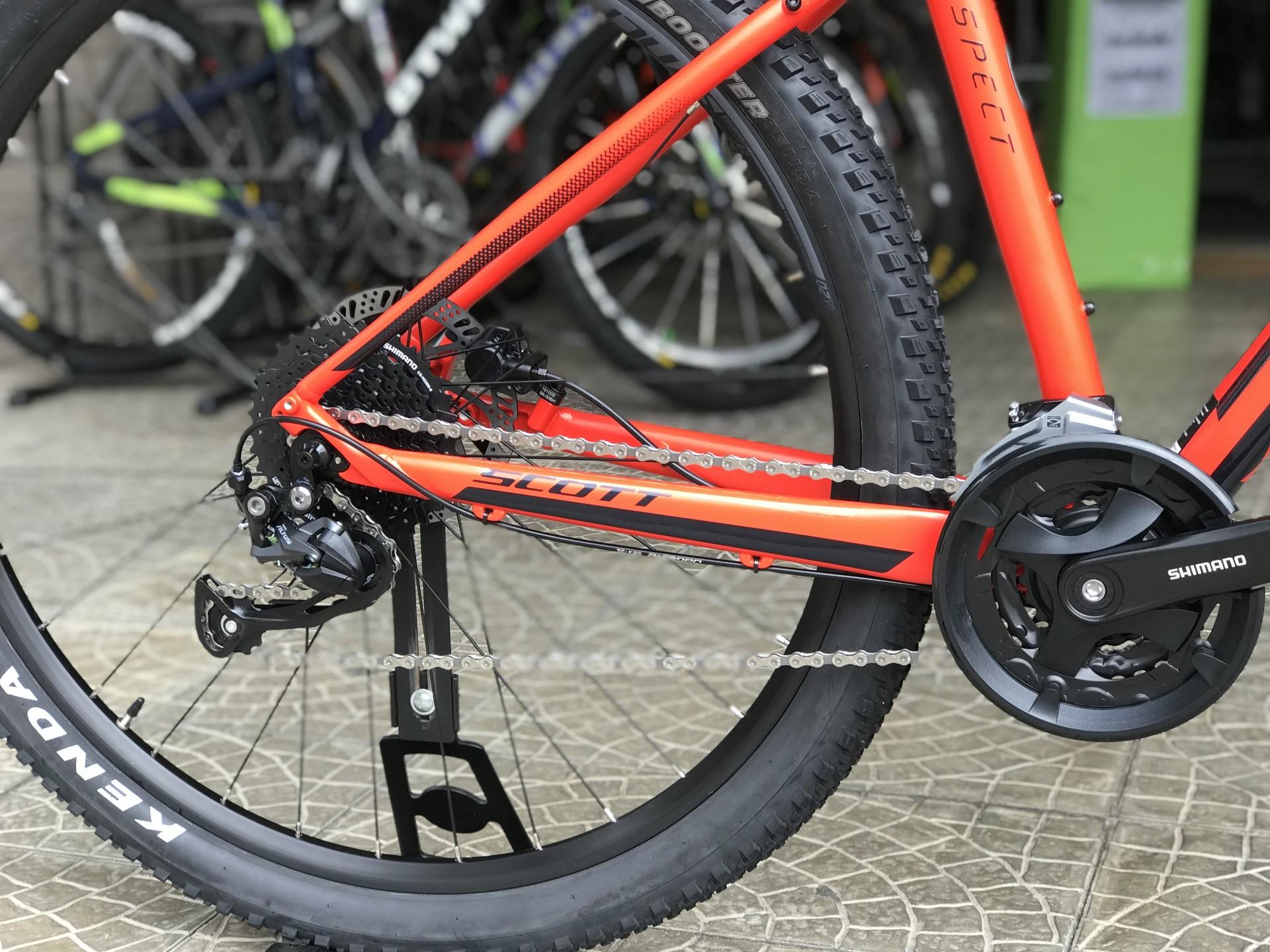 Bicicleta Scott Aspect 950 - 2020 (vermelha)