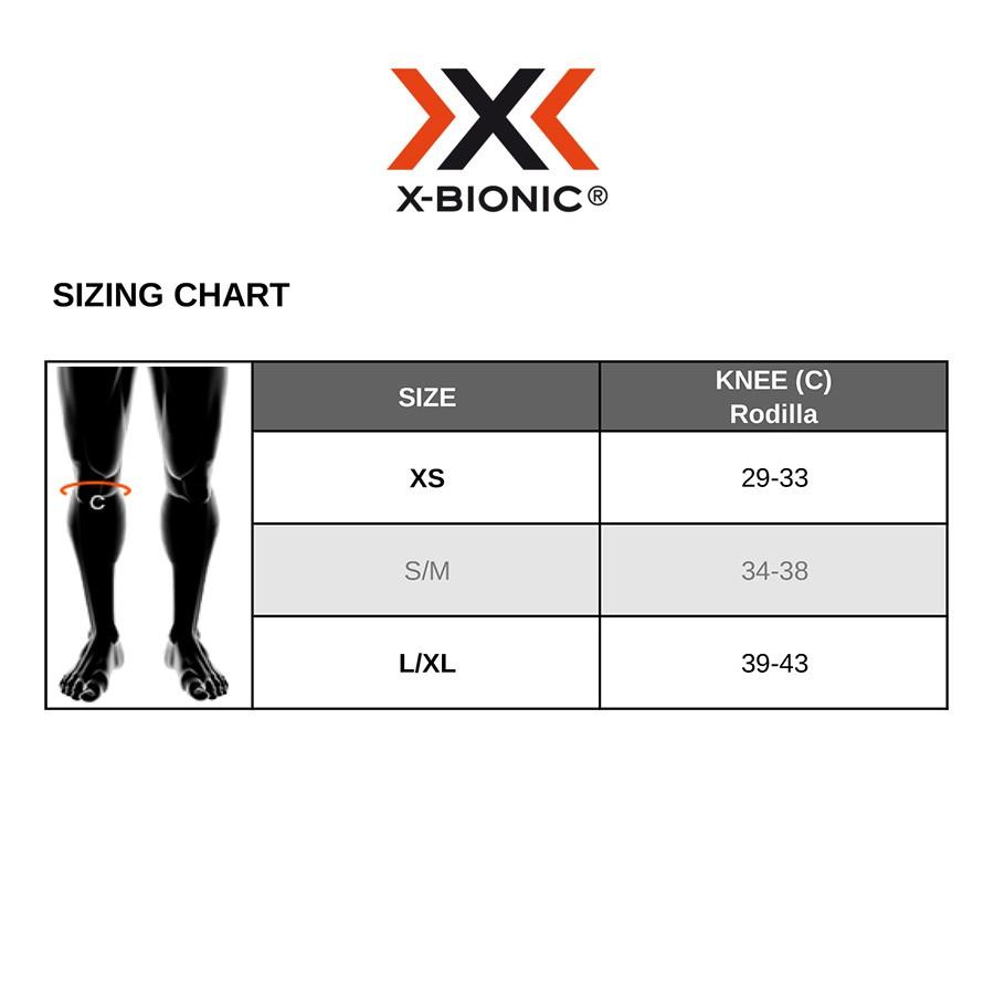 X-BIONIC Energy Accumulator® PK-2 Leg PERNITOS - PRETOS