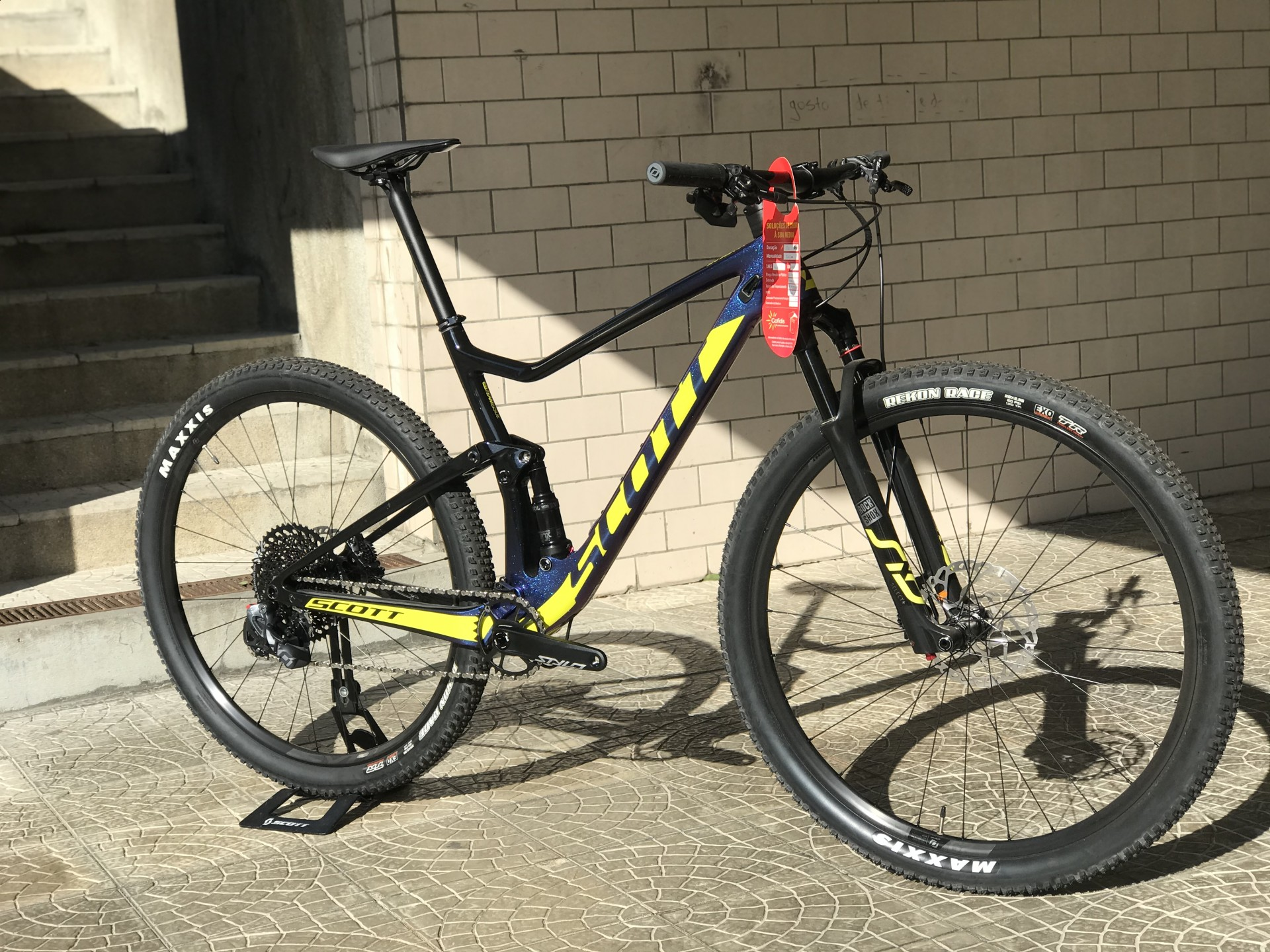 Bicicleta Scott Spark rc 900 Team Issue AXS - 2021
