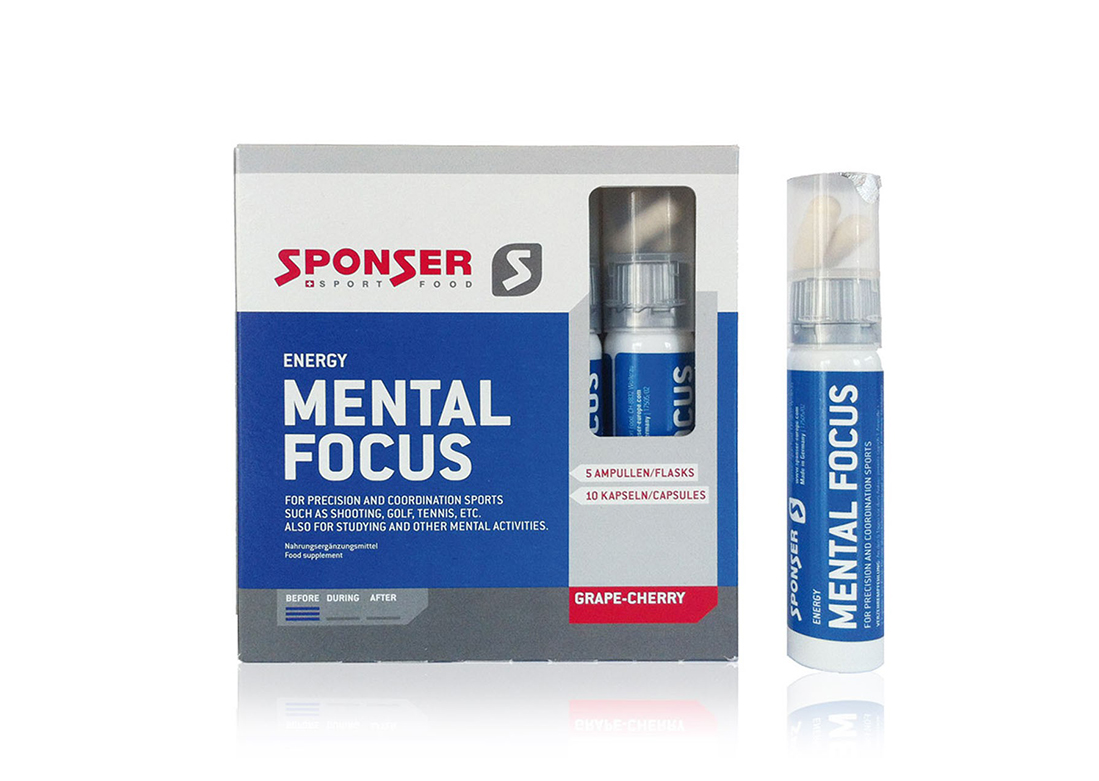 SPONSER MENTAL FOCUS 25ML