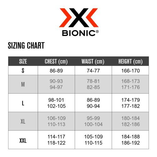 Camisola manga curta X-Bionic Trick (preto)