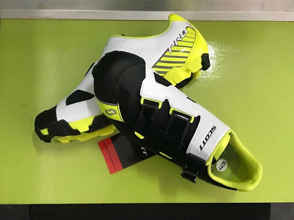 Sapatos Scott MTB PRO - 2018