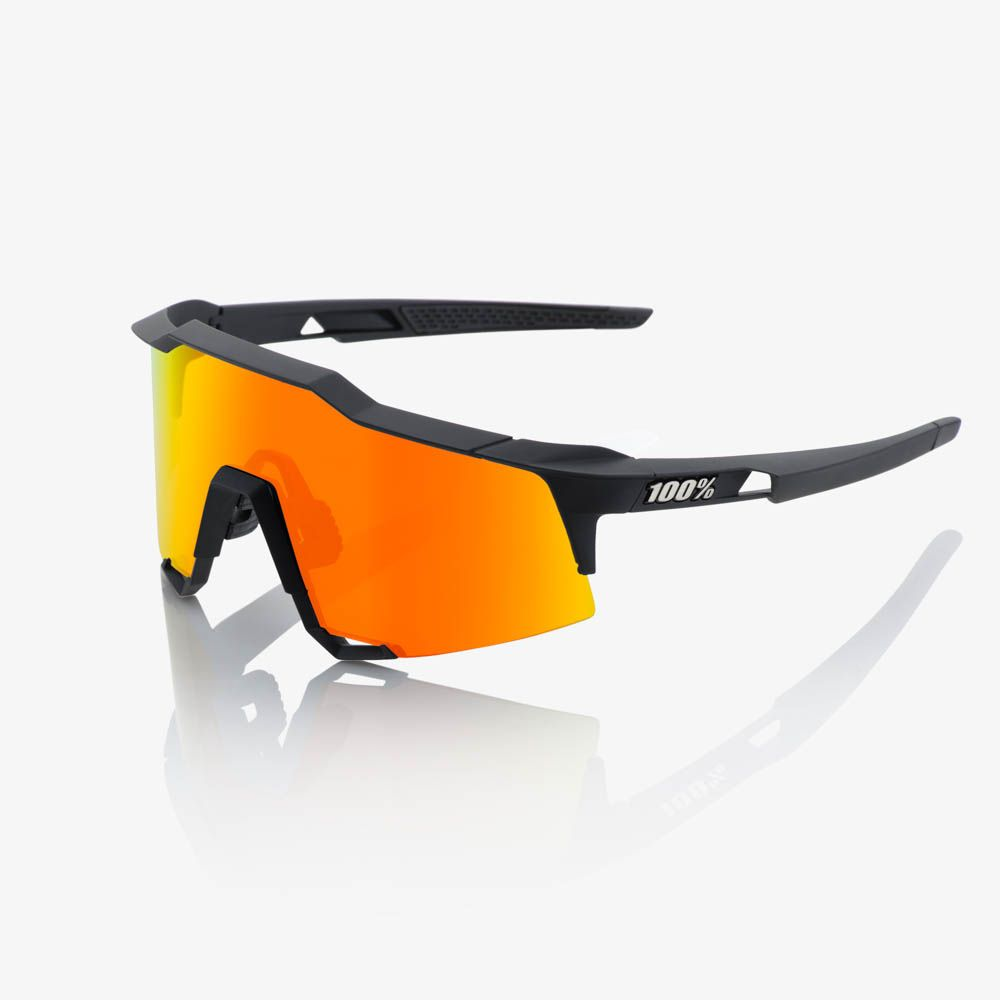 OCULOS 100% SPEEDCRAFT SOFT TACT BLACK