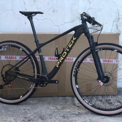 Bicicleta Protek Victoria - 29 Carbono