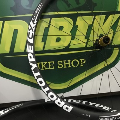 PAR RODA PROTOTYPE CX   / ciclocross/ gravel