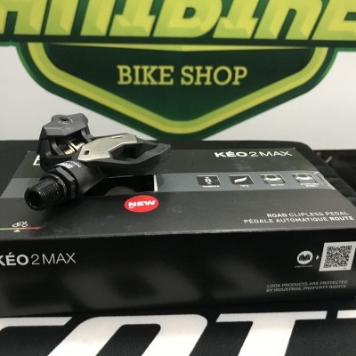 Pedais Look Kéo 2 Max - 2018