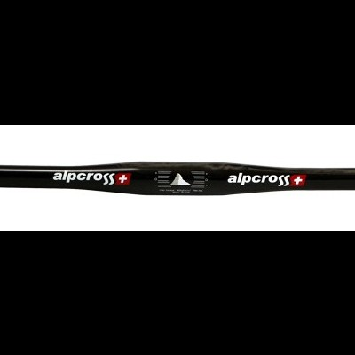Guiador Carbono Alpcross 750mm - BRILHO