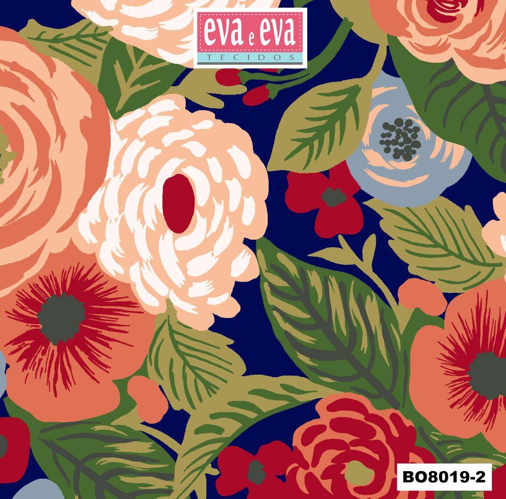 Botânica   Flores   Eva e Eva Tecidos