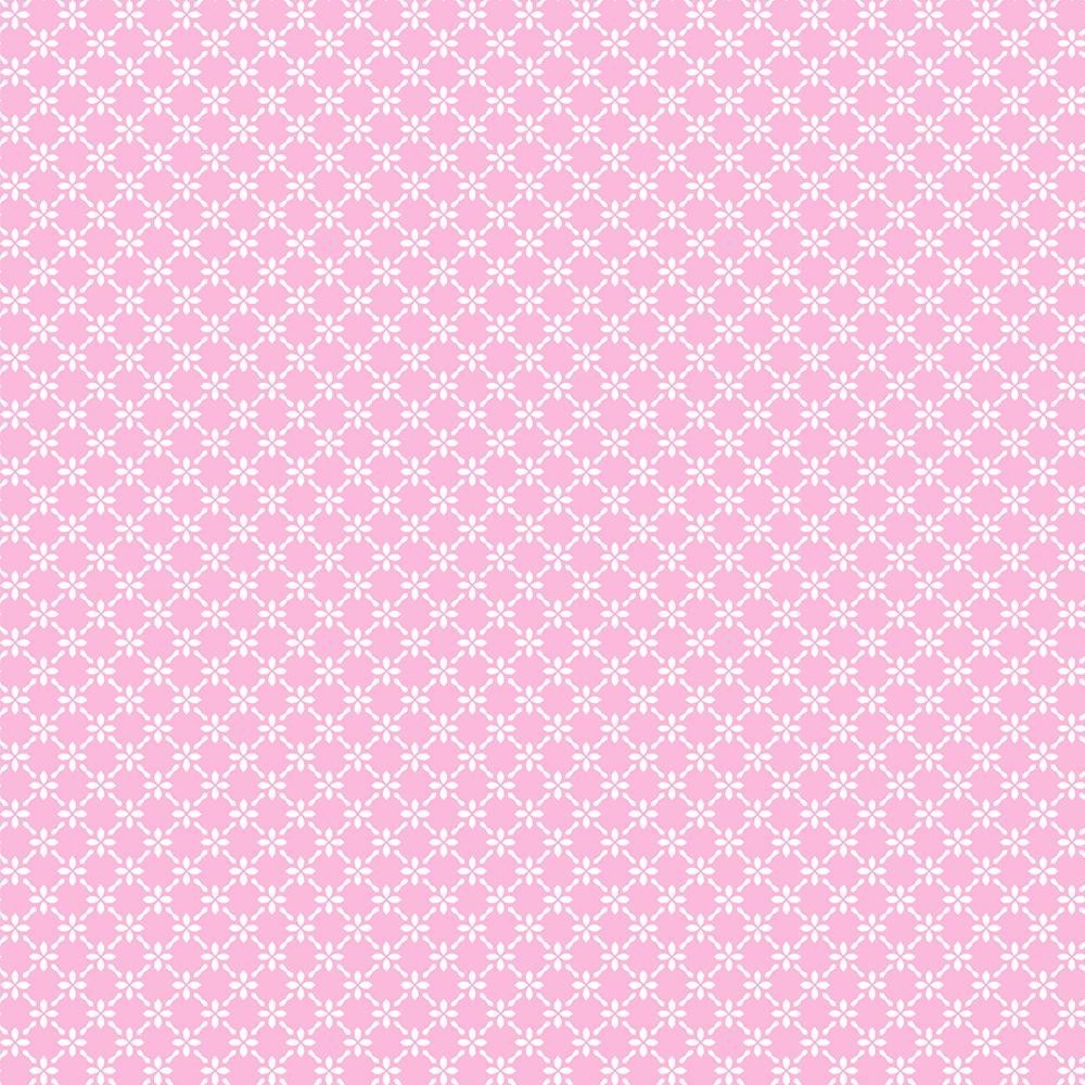 Cerca de Flores Rosa Bebé | Basics Baby | Fabricart