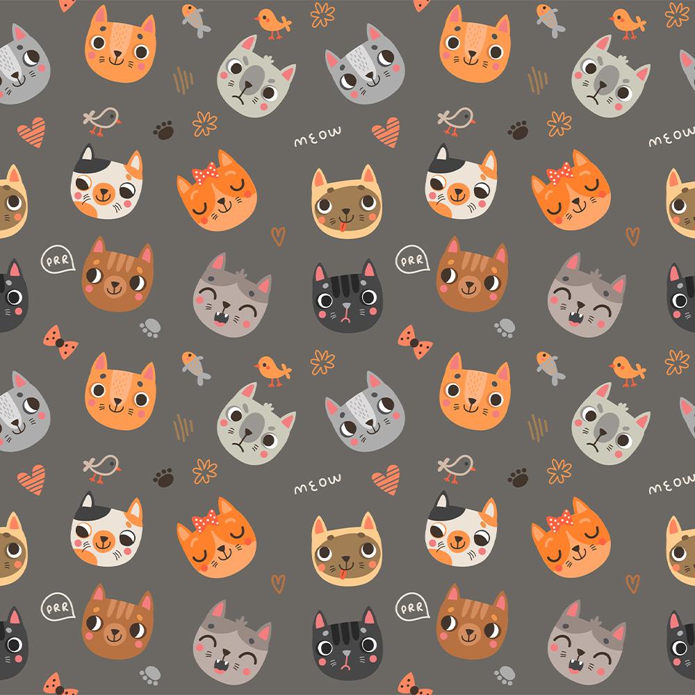 Meow :: Cat Lovers | Fabricart