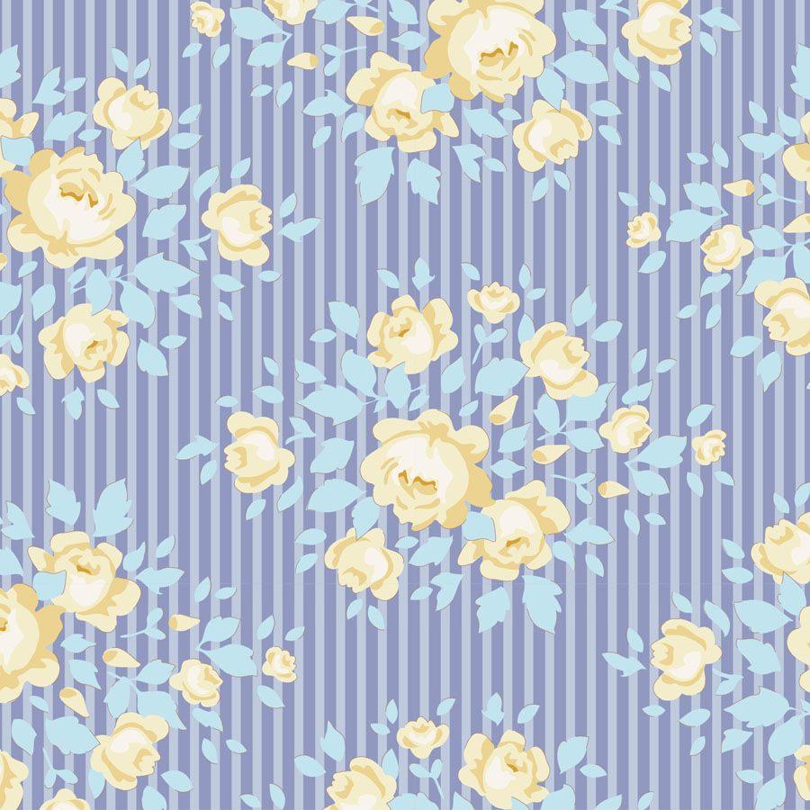 TILDA :: HAPPY CAMPERS | MARYLOU | BLUE