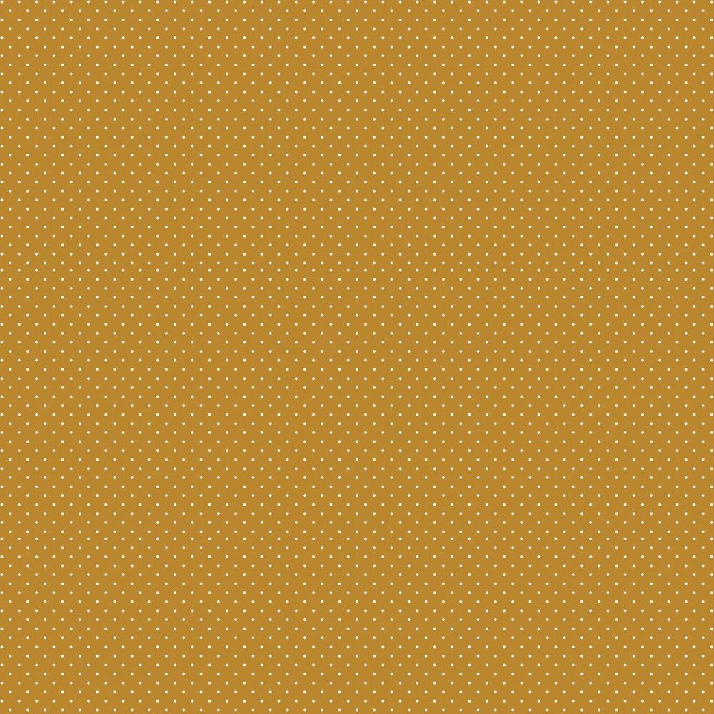 Micro Poá :: Mostarda   Fabricart