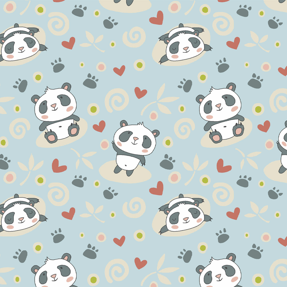 PANDAS | PANDINHAS | FABRICART