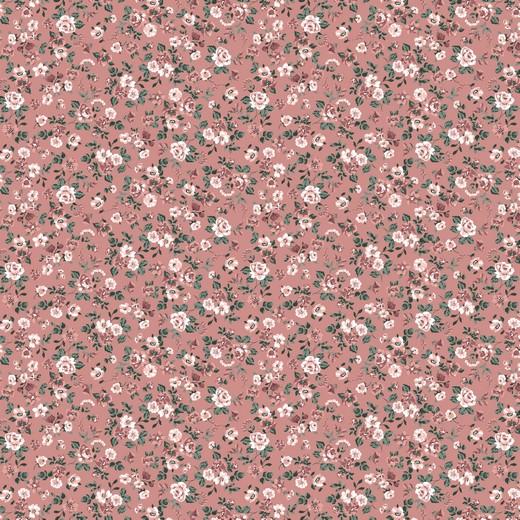 ROMANTIC FLOWERS | ROSA BLUSH | POPPY