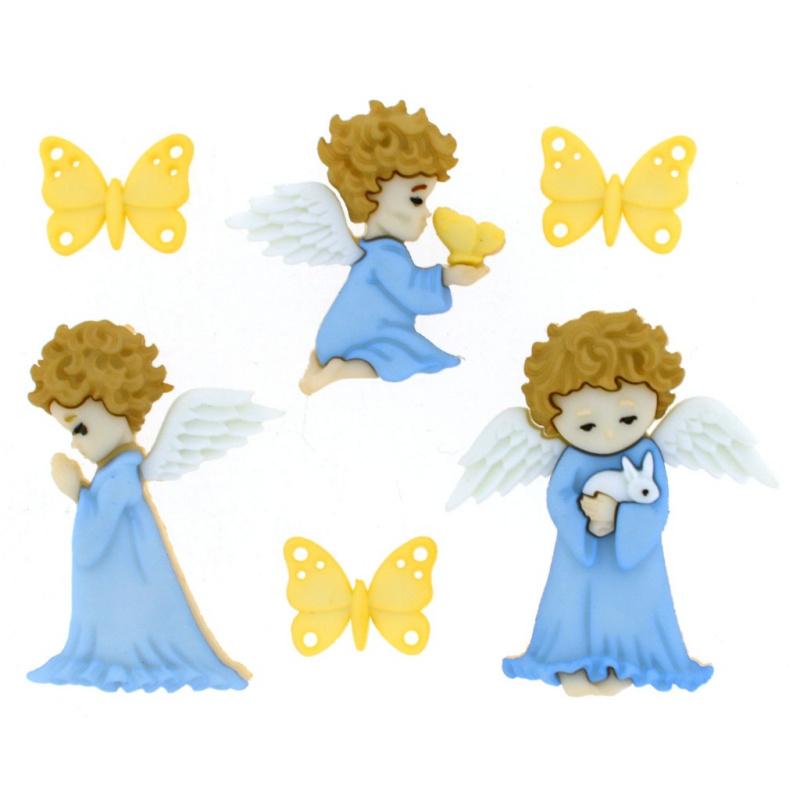 CONJUNTO DE BOTÕES | CHERISHED ANGELS