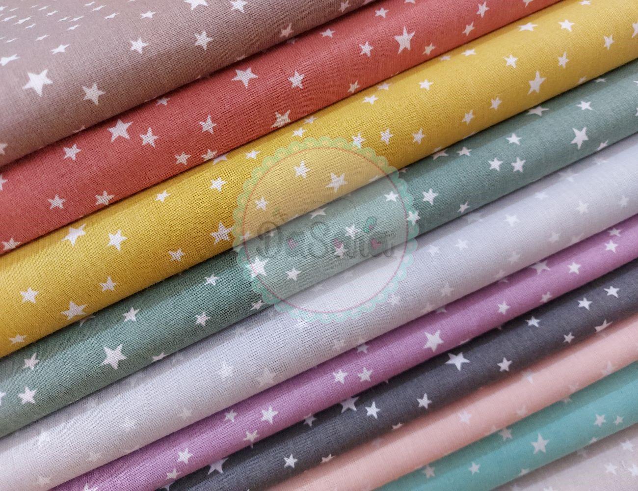 Estrelinhas - Starry Night | Atria | Stof