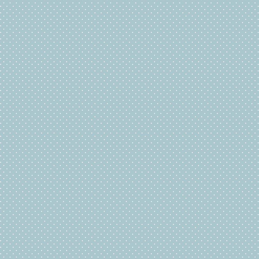 Micro Poá :: Azul Bebé | Fabricart