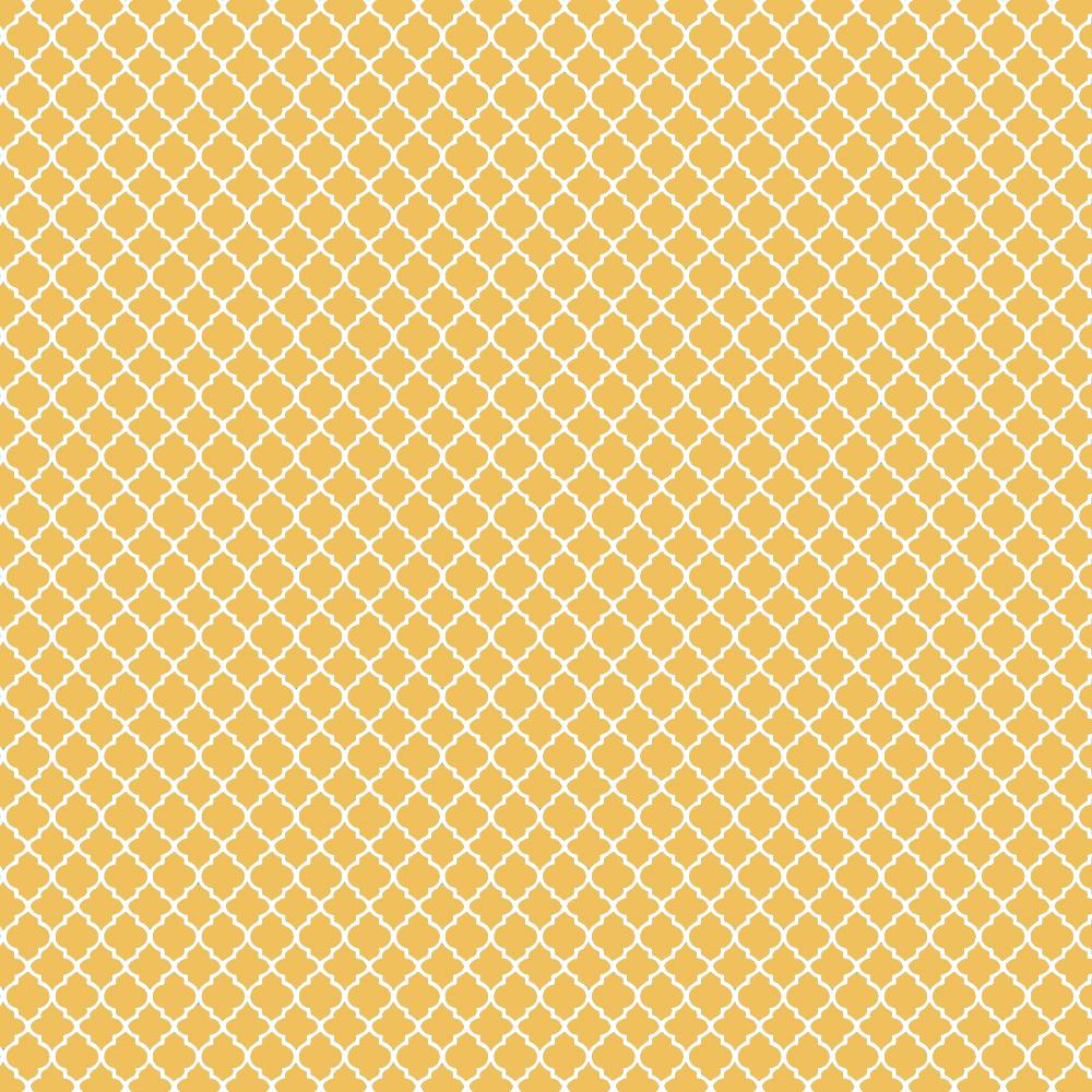 Mini Vitral | Amarelo | Basics & Colors | Fabricart
