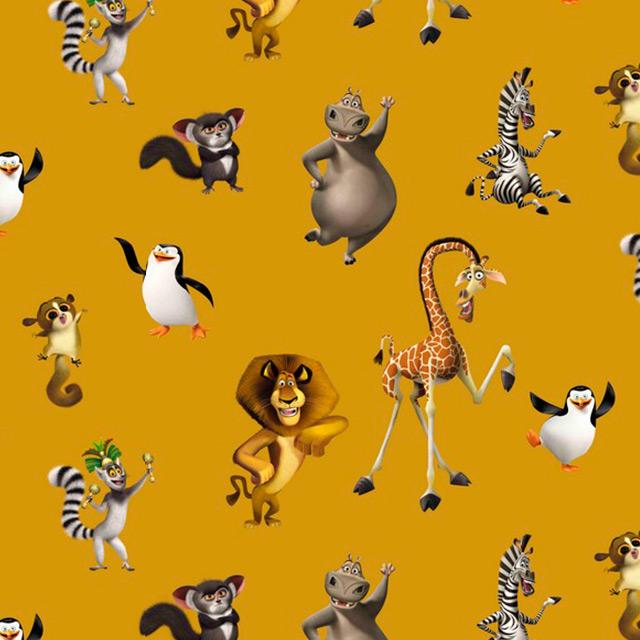 MADAGÁSCAR :: CHARACTERS | OCRE | DREAMWORKS