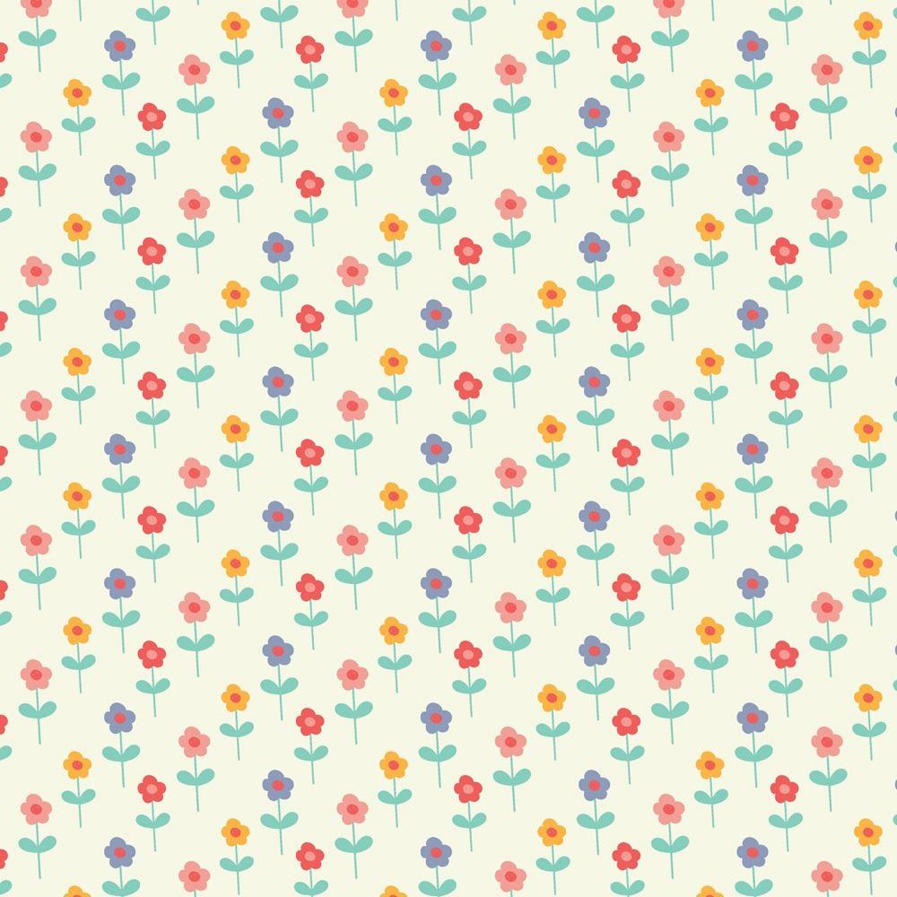 Mundo Mágico :: Mini Flor | Fabricart Signature