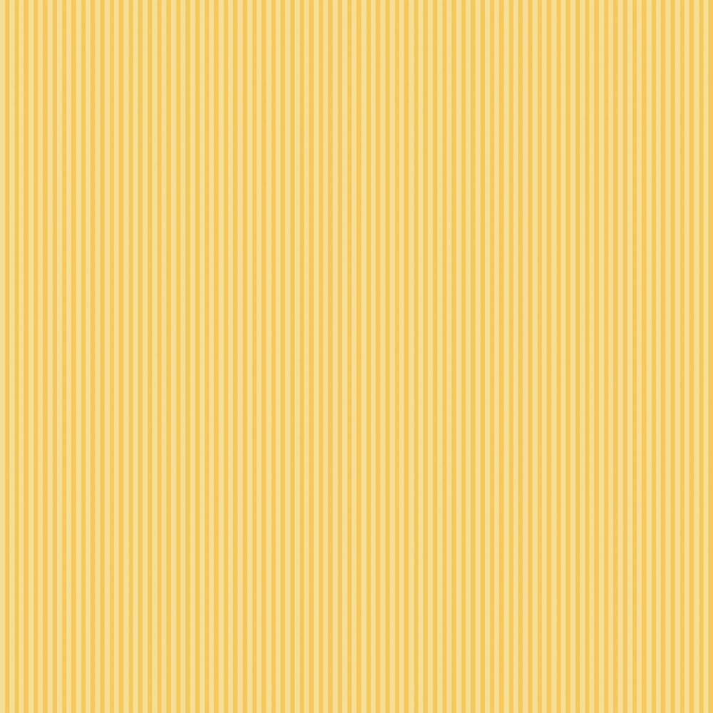 Listrado Ton Ton   Amarelo   Basics & Colors   Fabricart