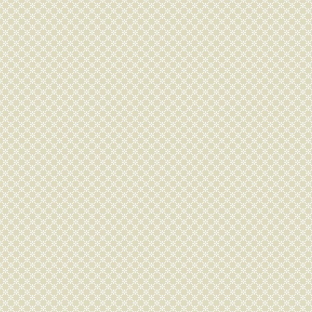 Cerca de Flores | Creme | Basics & Colors | Fabricart