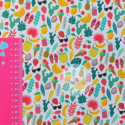 Fruity Summer | Summer is Calling | Wish Fabrics