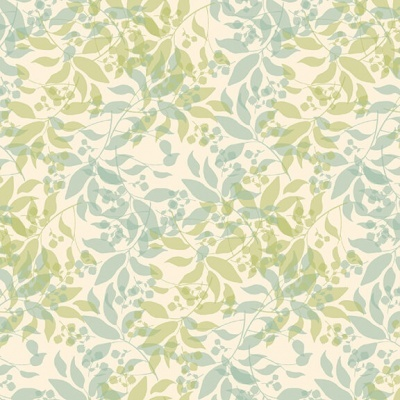 Pumpkin Spice | Soft Leaves - Cream | StudioE Fabrics