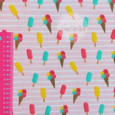 Plastificado | Fruity Summer | Gelados | Wish Fabrics