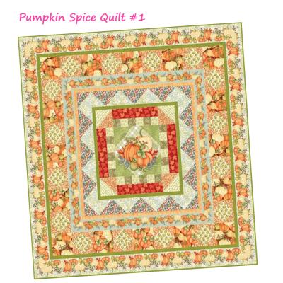 Pumpkin Spice | Textured Leaves - Orange | StudioE Fabrics