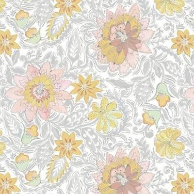 Ganesha Garden | Lotus - Yellow | Free Spirit