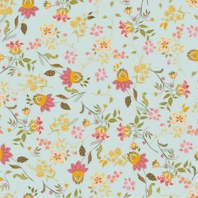 LOVELY FLOWERS | MENTA | POPPY