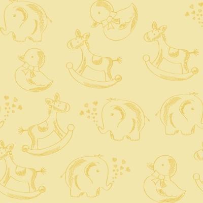 Basics Baby Colors :: Amarelo | Fabricart