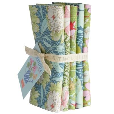 Gardenlife :: Bundle 5 FQ | Green / Sage - Tilda