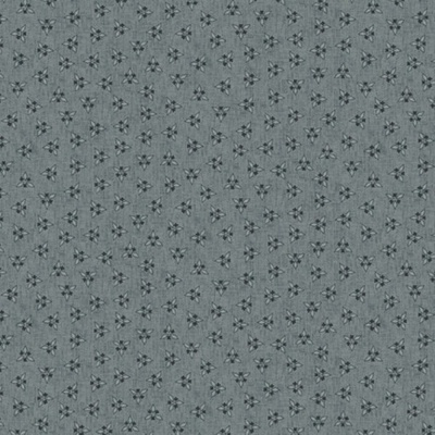 CLUSTERED TRIANGLES | DUSTY TEAL :: BARN DANCE | BLANK QUILTING
